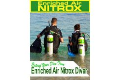 Nitrox Enriched Air diver tanfolyam